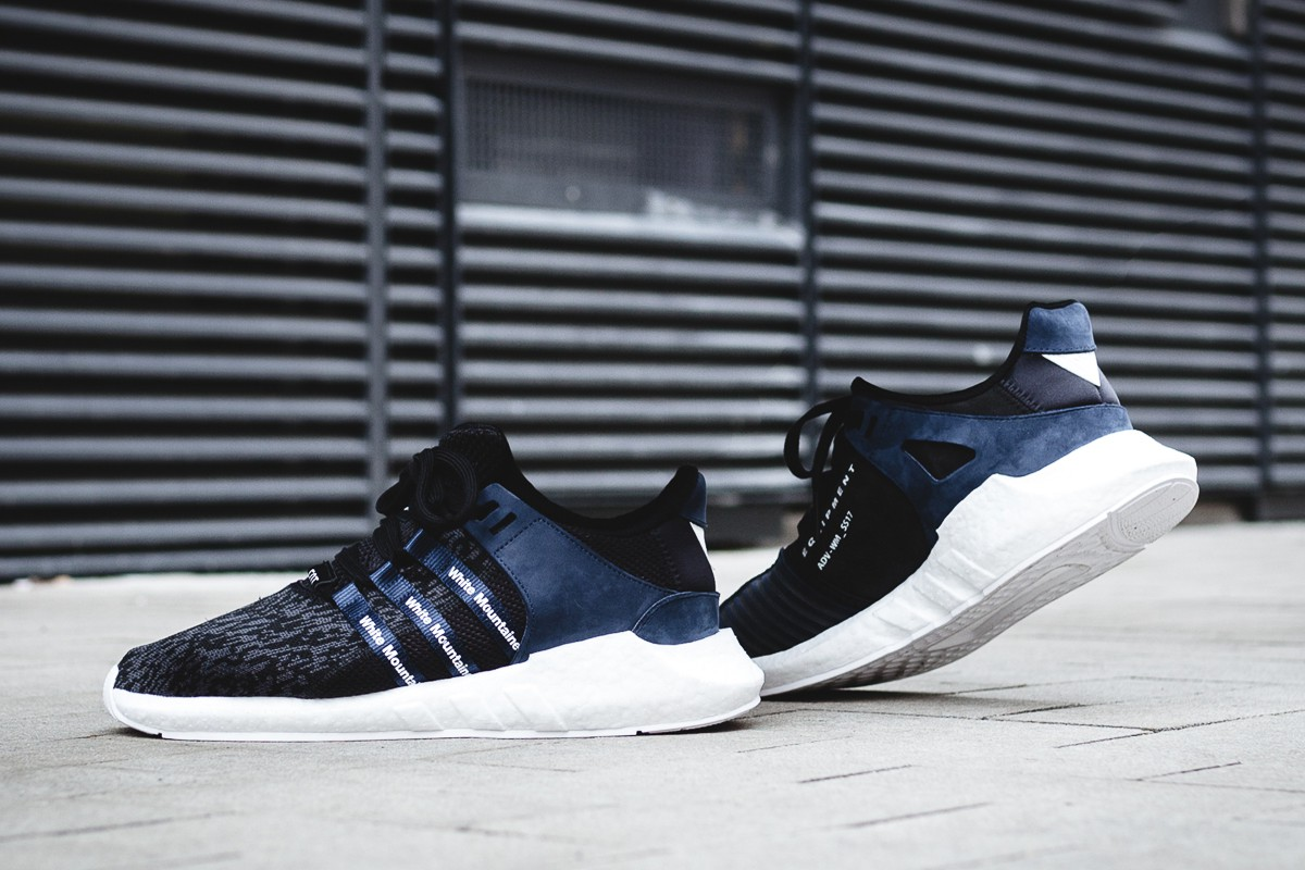 adidas EQT Support ADV Core Black/white Cp9557 9