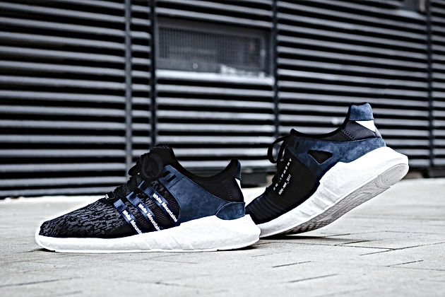 new style 87ed8 658f4 Links To Buy Navy Adidas x White Mountaineering EQT Support 9317 Shoes