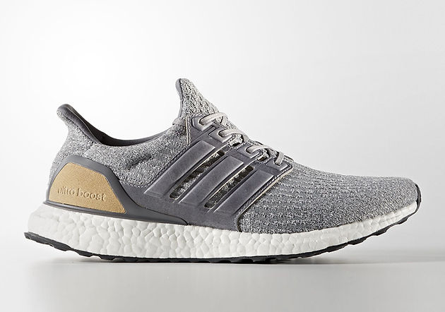a9955856 All Links To Buy Grey Leather Cage Adidas Ultra Boost 3.0 (BB1092)