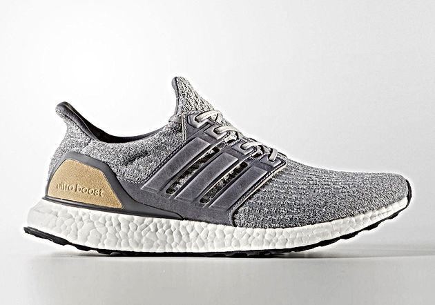 0881df8dd7c All Links To Buy Grey Leather Cage Adidas Ultra Boost 3.0 (BB1092 ...