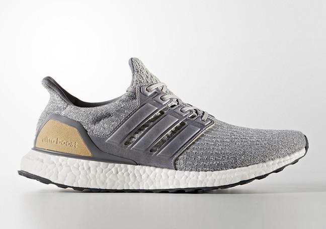 Ultra Boost All Grey