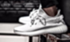 White Yeezy Boost 350 V2 (CP9366) 2