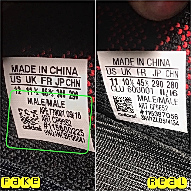 3b003803d Legit Check Your BRED Yeezy Boost 350 V2 (CP9652) Real v Fake ...