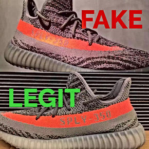 fe08f05bc Legit Check Your Beluga Yeezy Boost 350 V2 (BB1826) Real v Fake Comparison