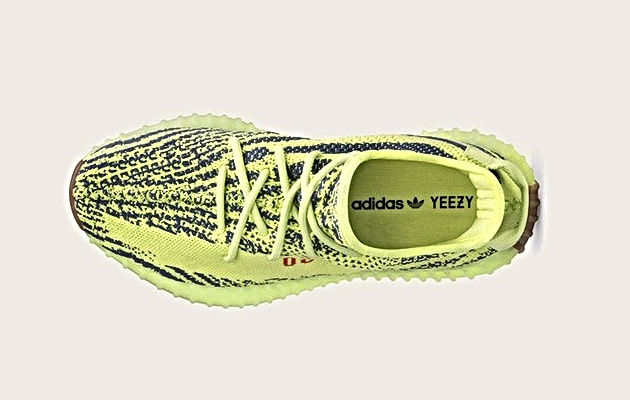 71bbef7db Entire Store List For The Semi Frozen Yellow Yeezy 350 V2 (B37572 ...