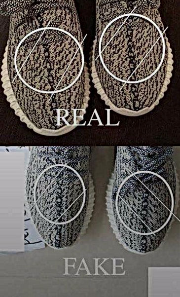 b4f63f2e85a98 Legit Check Your Turtle Dove Yeezy 350 Boost (AQ4832) Real vs Fake ...