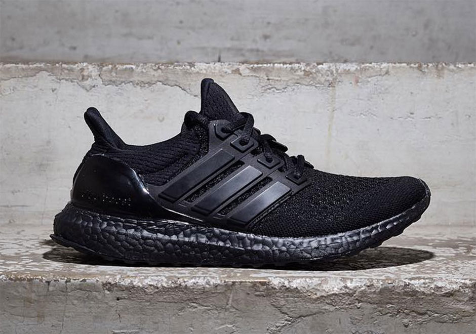 fe99e7bd609 Links To Buy Adidas Triple Black Ultra Boost (BB4677)