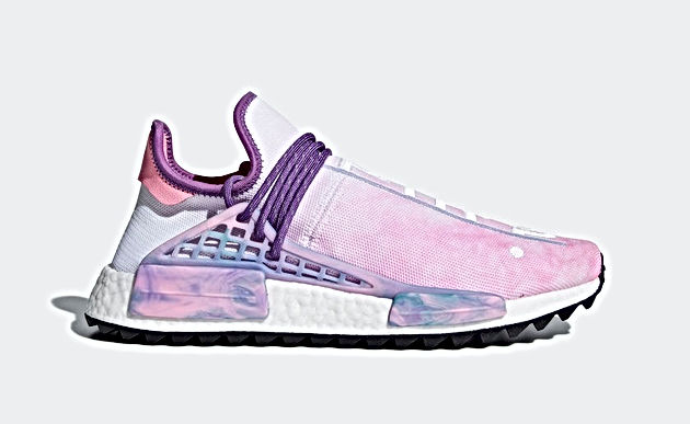 6486614f8 Links To Buy Pink Glow Pharrell HU Holi NMD (AC7362)