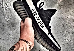 Core Black Yeezy Boost 350 V2 (BY1604)