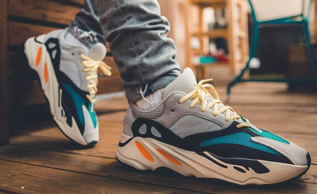 68f5034c2 How Many Pairs Of Wave Runner Yeezy 700 s Were Made For The Re-Release