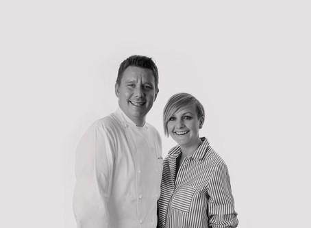 Simon Richard und Sabine Köll
