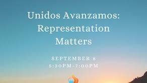 Unidos Avanzamos: Representation Matters