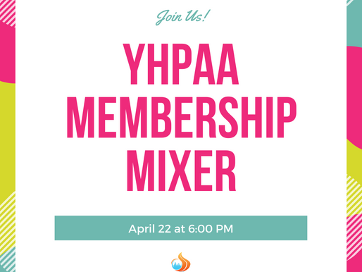 Virtual Event: YHPAA Membership Mixer