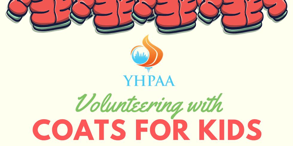 Coats for Kids Volunteer Day!