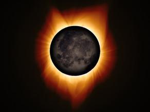 Rituel d'éclipse solaire et de nouvelle lune