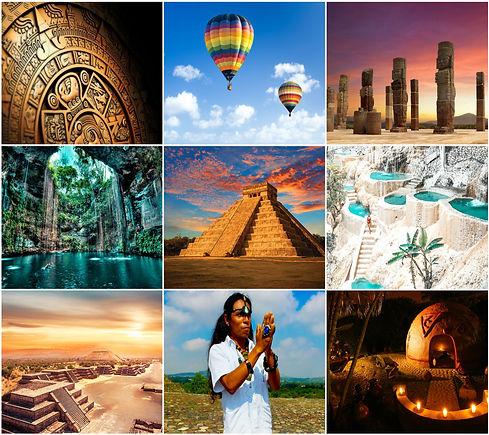 Voyage initiatique Mexique 4 accords Tolteques 2021
