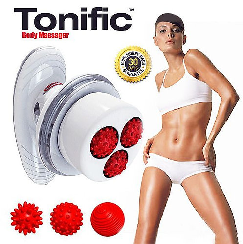 BODY MASSAGER TONIFIC CELLULITE REDUCTION