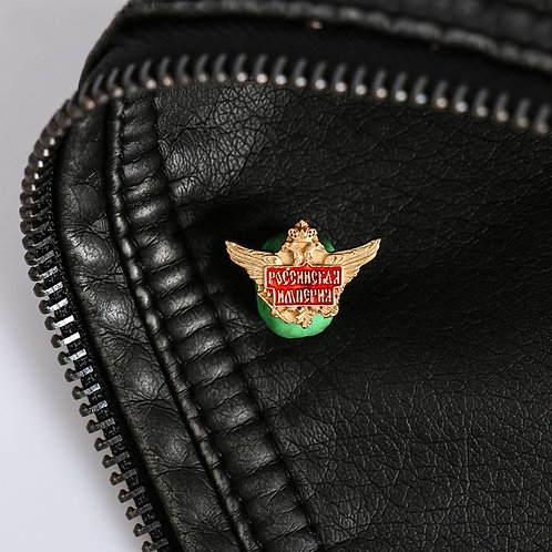 Russian Empire Badge Patriot Series