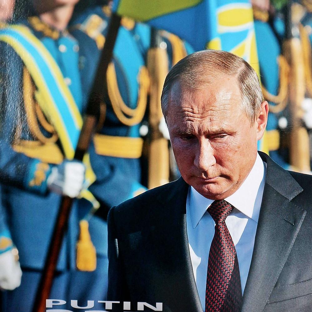 2020 big Putin calendar