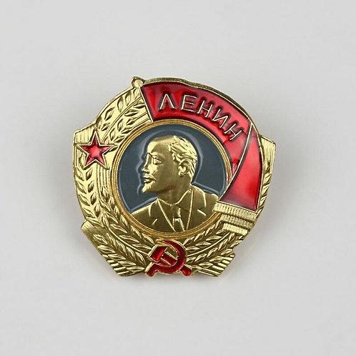 Order of Lenin badge insignia