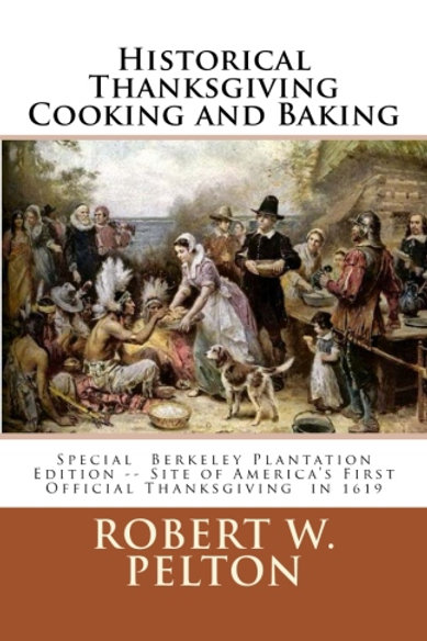 Historical Thanksgiving Cooking and Baking
