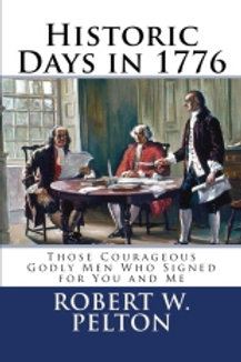 Historic Days in 1776