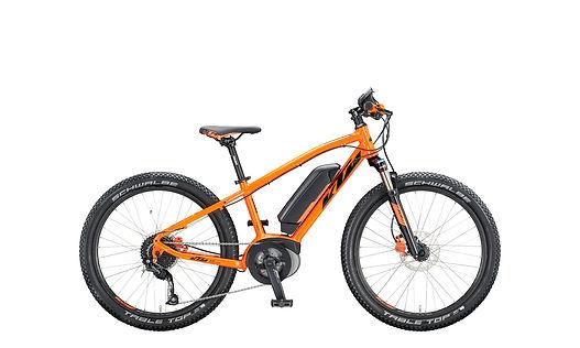 Noleggio E-Bike per bambini a Predazzo, Val di Fiemme