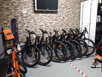 Noleggio bici elettriche con pedalata assistita a Predazzo, Val di Fiemme