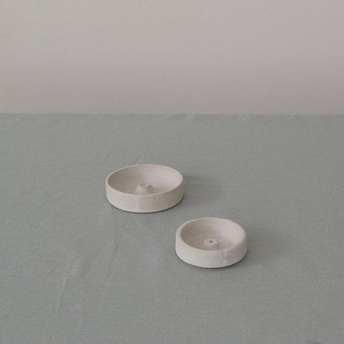 Incense holder - White