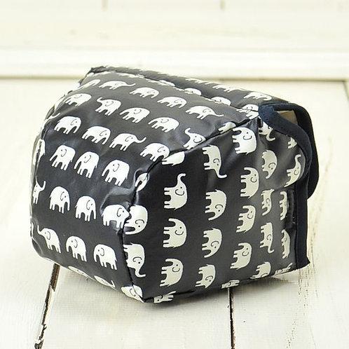 Camera Case/ M size/ Elephants