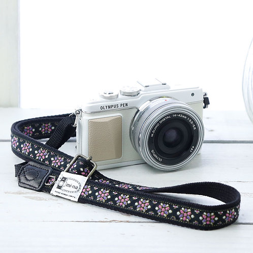 Camera Strap/ Mini-kaleidoscope
