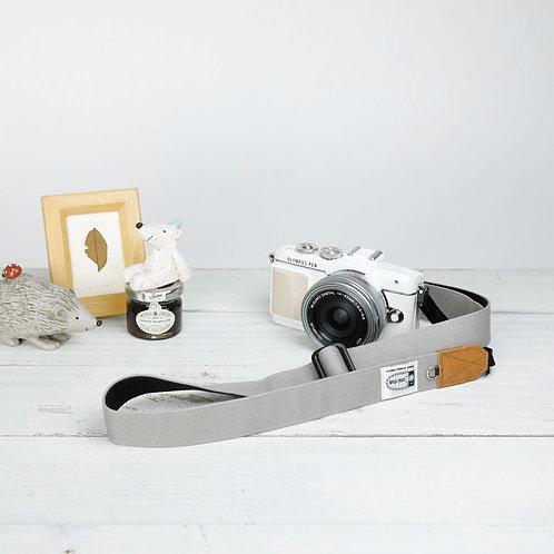 Camera Strap/ Canvasgray