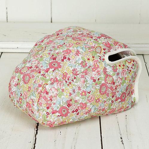 Camera Case/ L size/ Pink flower
