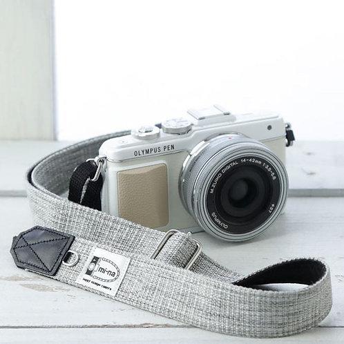 Camera Strap/ Gray mix