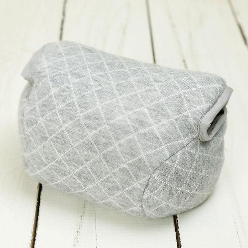 Camera Case/ S size/ Gray jersey