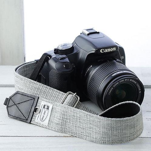 Camera Strap/Gray mix