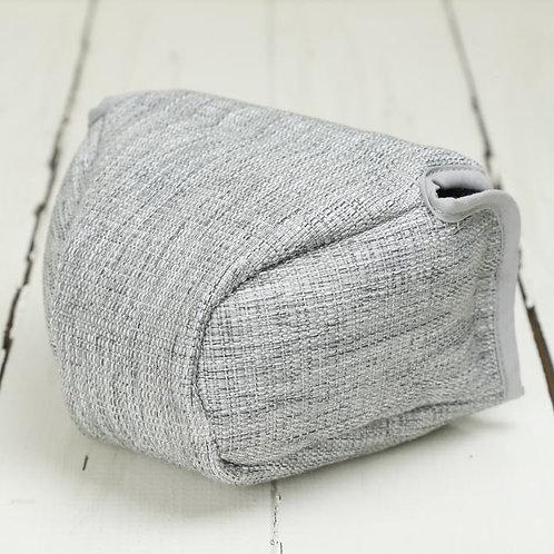 Camera Case/ M size/ Gray mix