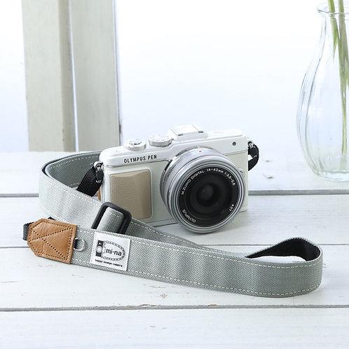 Camera Strap/ Gray Nylon