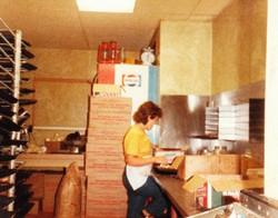 Anne Preparing a Pie