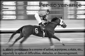 Presence and Perseverance