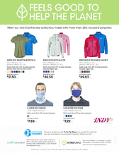 Eco-Friendly Wearable Promo Products