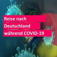Reise nach Deutschland während COVID-19