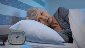 Nespavosť u seniorov