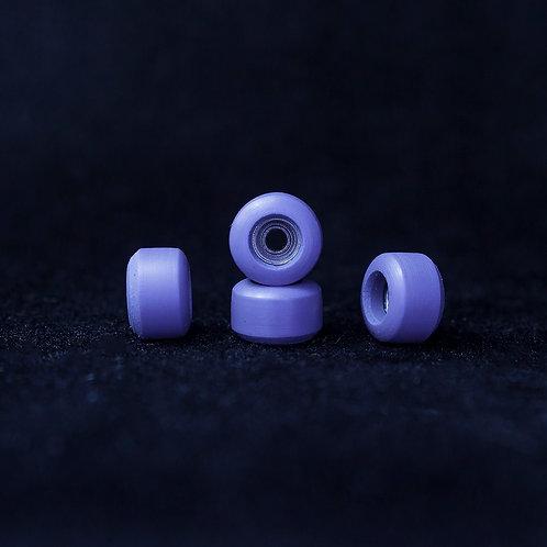 Goth fingerboard wheels / Purple Light - 72D