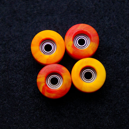 RED SUN SWIRLS 60D GANG LIMITED EDITION