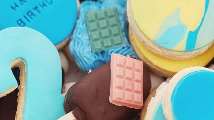 Personalised Dessert Box