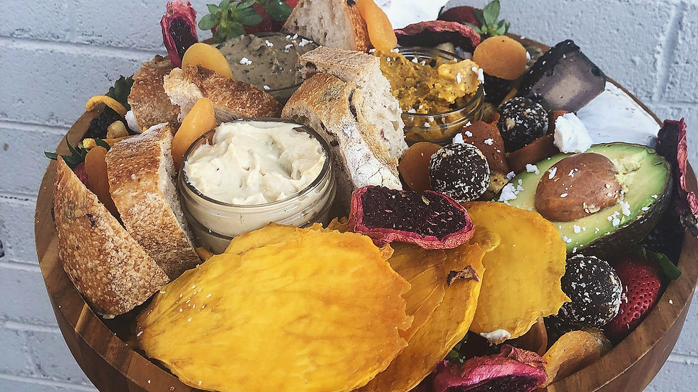 Mixed Grazing Platter