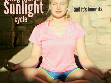 Ayurveda knowledge - how to live better with the sunlight cycle