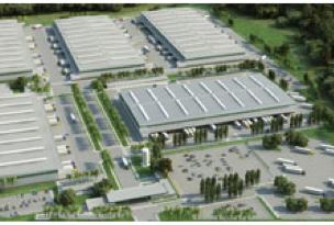 Marcos & Farina projeta condomínio industrial