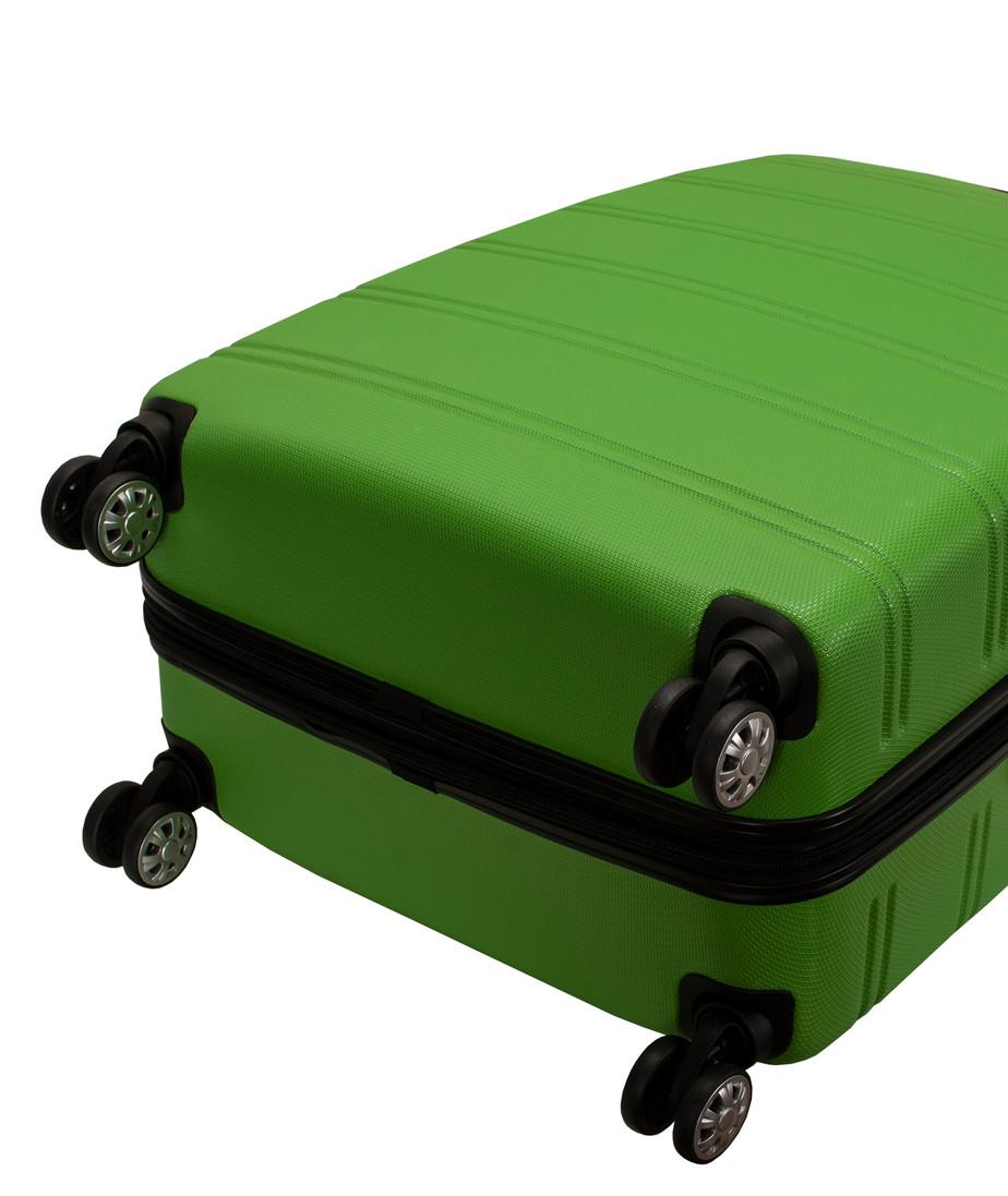 F1603-GREEN WHEELS